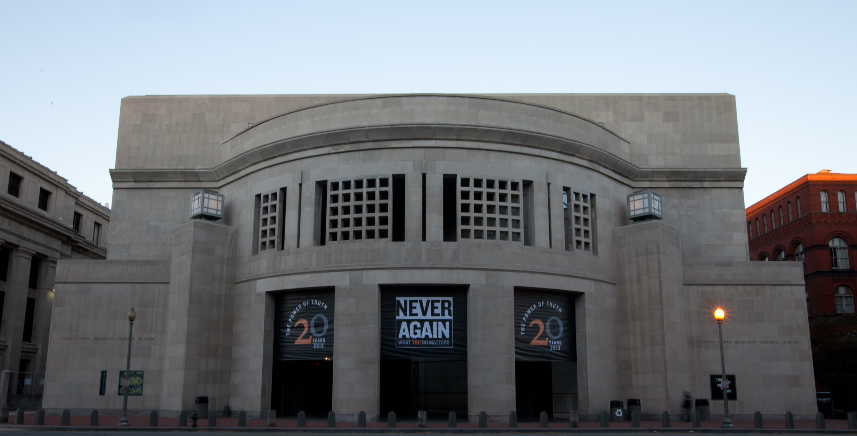 Opinions on United States Holocaust Memorial Museum
