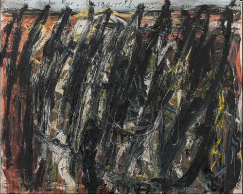 Dein blondes Haar, Margarethe, by Anselm Kiefer.